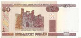 BIELORUSSIE  50 RUBLEI 2000 UNC P 25 - Belarus