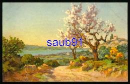 Illustrateur Etienne Robert  - Peintre Provençal - N° 78   -   Bord De Mer - Réf: 30060 - Robert