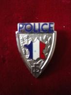 INSIGNE POLICE RF - Armée De Terre