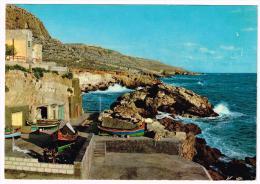 M664 Malta – Ghar Lapsi – Barche - Barca, Barque, Ship / Non Viaggiata - Malta