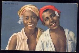 AK  AFRICA   LES BONS AMIS  1928 - Zonder Classificatie