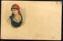AK     HUNGARY      Litho    Pre-1900   FOLK - Ungarn