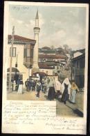 AK     Bosnia    SARAJEVO     Street View  Muslims   1902 - Bosnia And Herzegovina