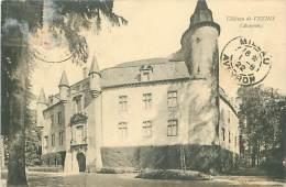 12 - Château De VEZINS - France