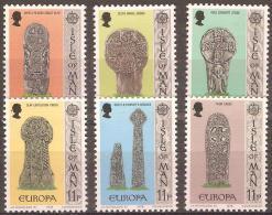 ISLE OF MAN - MNH ** 1978 Europa. Scott 131-6 - Isola Di Man