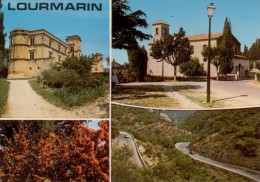 LOURMARIN (Vaucluse) 1977 - Autres Communes
