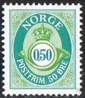 Norway SG1256 1997 Definitive 50ö Good/fine Used - Norwegen