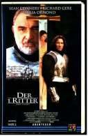 VHS Video ,  Der 1. Ritter  -  Mit : Sean Connery, Richard Gere, Ben Cross, Julia Ormond  -  Von 1996 - Action & Abenteuer