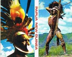 PAPUA NEW GUINEA -  Livret 11 Vues - Format  14,5  X  11,5 - TBE - Papouasie-Nouvelle-Guinée
