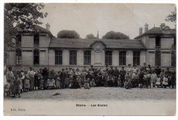 CPA 1907 ANIMEE STAINS LES ECOLES - Stains