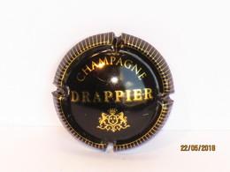 Capsules Ou Plaques De Muselet CHAMPAGNE DRAPPIER - Champagne