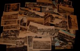 Lot De 35 CPA CPSM CPM Petit Format  Du Département Du CALVADOS - Cartes Postales
