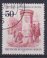 Berlin 1979 / MiNr. 612  O / Used  (a382) - [5] Berlin