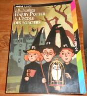 Harry Potter à L´école Des Sorciers - J.K. Rowling. - Harry Potter