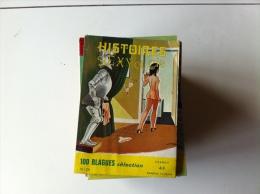Ancien HISTOIRES SEXY ET CIE  N° 25 - Petit Format