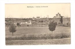 CPA : 03 - Allier - Montluçon : Château De Bienassi : Champs - Grande Ferme , Petite Tour , Château Bienassi - Montlucon