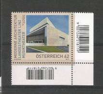 Österreich  2013  Mi.Nr. 3060 , Moderne Architektur - Postfrisch / Mint / MNH / (**) - 1945-.... 2ème République