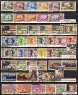 DOM - TOM / ENSEMBLE DE TIMBRES * / COTE > 40.00 EUROS / 2 IMAGES (ref 878) - Collections