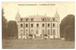 TOUQUIN Rare Le Château (R.F) Seine & Marne (77) - Coulommiers