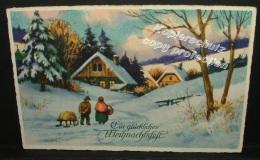 AK Weihnachten / Künstler-karte.( A 1 ) - Noël