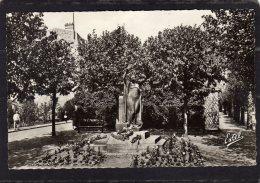 CPSM   95   CORMEILLES-EN-PARISIS---L E MONUMENT AUX MORTS - Cormeilles En Parisis