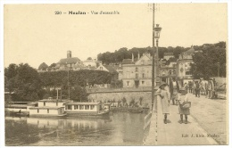 MEULAN Vue D´Ensemble (Klein) Yvelines (78) - Meulan