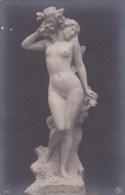 VISION CH. GUETTIER SALON 1907 NUDO D'ARTE_NUDI ARTISTICI NUS NU NAKED AUTENTICA 100% - Sculptures