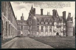 Château De MAINTENON (côté Nord)(carte Non écrite) - Other Municipalities