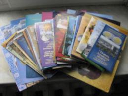 Ukraine A Collection Of Booklets To Ukrainian Coins 270 Items Rare! - Ukraine