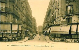 92 BECON-les-BRUYERES Avenue De La Liberté - Other Municipalities
