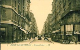 92 BECON-les-BRUYERES Avenue Pasteur - Other Municipalities