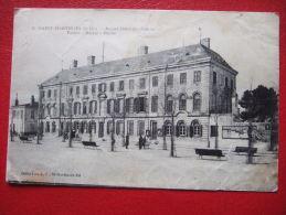 17 - ILE DE RE - SAINT MARTIN - ANCIEN HOTEL DES CADETS - POSTES  - MUSEE - MAIRIE - - Ile De Ré