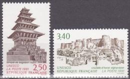 France 1991 N**  Service N°  108 109 - Francia