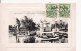 MONTEVIDEO  PARQUE URBANO EL CASTILLON 1910 - Uruguay