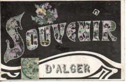 Algerie. Alger. Souvenir - Alger