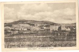 PIETRA LIGURE - PIO ISTITUTO S. CORONA - F. PICCOLO - VIAGGIATA  - (rif. B46) - Savona