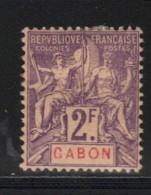 GABON N° 31 * - Ungebraucht