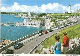 Devon Postcard - The Hoe, Plymouth  LSL1843 - Plymouth