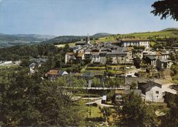 La Salvetat-sur-Agout = Vue Générale Du Centre Ville - La Salvetat