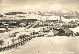 VENETO -  ASIAGO  (VICENZA -  Panorama Invernale Con La Neve - Treviso