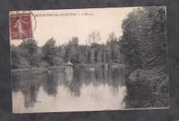 CPA - SOUMONT SAINT QUENTIN - L'Etang - 1931 - France
