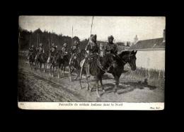 MILITARIA - Guerre 14-18 - Armées Etrangères - Armée Indienne - - Guerre 1914-18