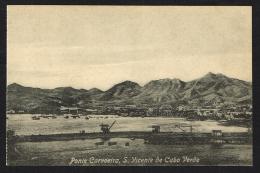 S. VICENTE (Cabo Cape Verde) - Ponte Carvoeira - Cap Vert