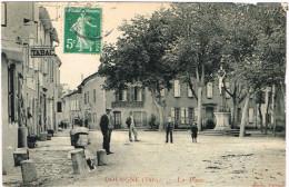 TARN 81. DOURGNE LA PLACE - Dourgne