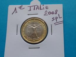 1  EURO  ITALIE  2008 Spl - Italy