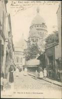 75 PARIS 18 / Montmartre, Rue De La Barre / - Arrondissement: 18