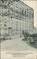 75 PARIS 18 / Intérieur De L'Ecole Pratioque D'électricité Industrielle, Passage Duhesme / - Distretto: 18