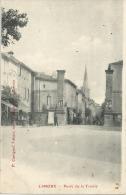 11 Limoux - Porte De La Trinité - Limoux