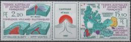 TAAF FSAT 139A ** MNH Campagne Du Mont Ross Volcan Kerguelen - Terres Australes Et Antarctiques Françaises (TAAF)