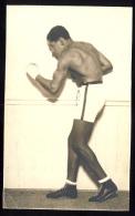 AK   BOX  BOXING   PAVLOVIC TIHOMIR  YUGLOSLAVIAN CAHAMPION WELTER   AMATEUR   1931/2. - Boxsport